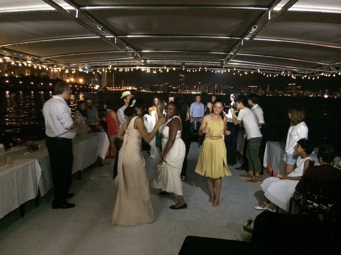 Wedding cruise Hong Kong