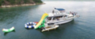 Leona Hong Kong junk boat rental 3.jpg