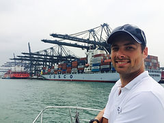 container port tour