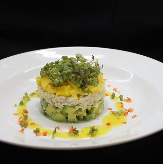 Crab and Avacado salad.JPG