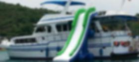Sai Kung Junk 38-person boat