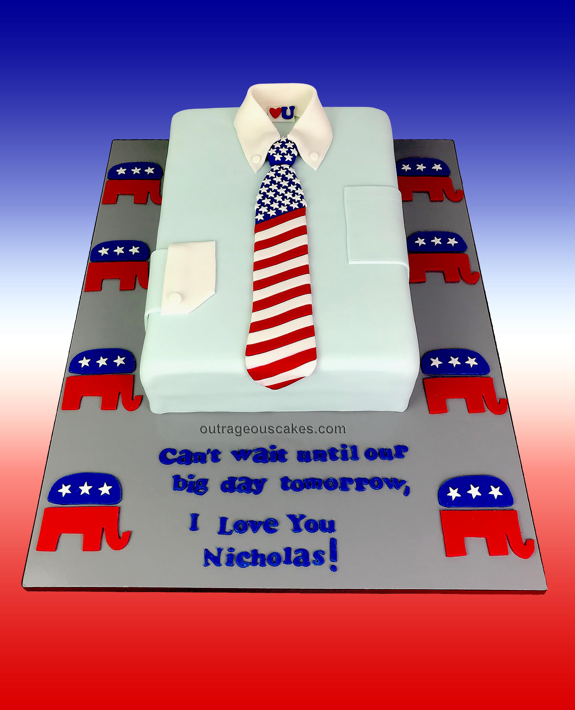 Republican Cake