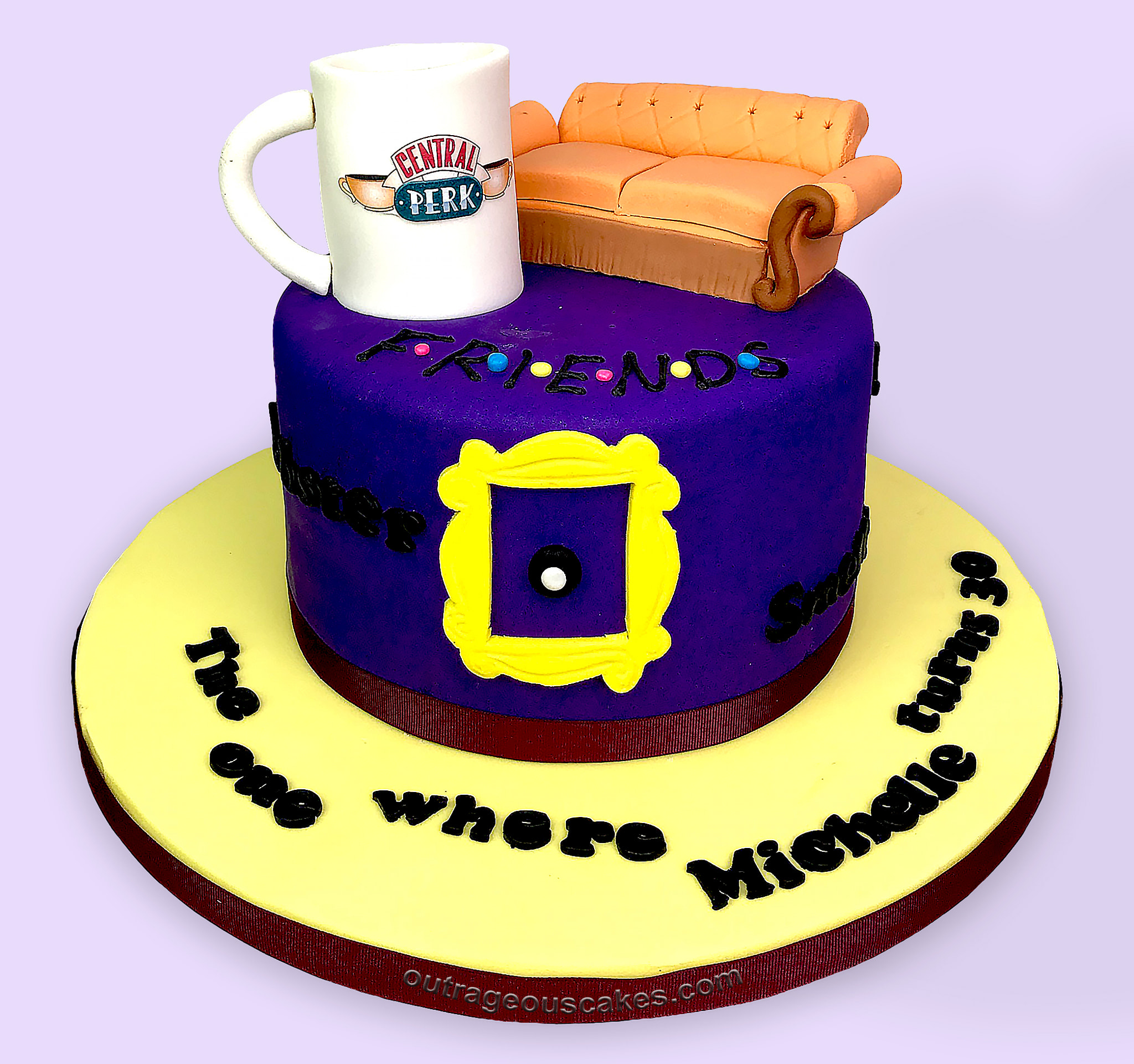 Friend's Cake