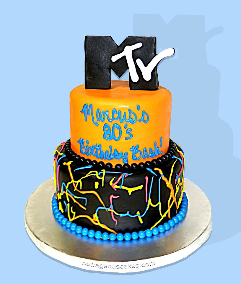 MTV Cake