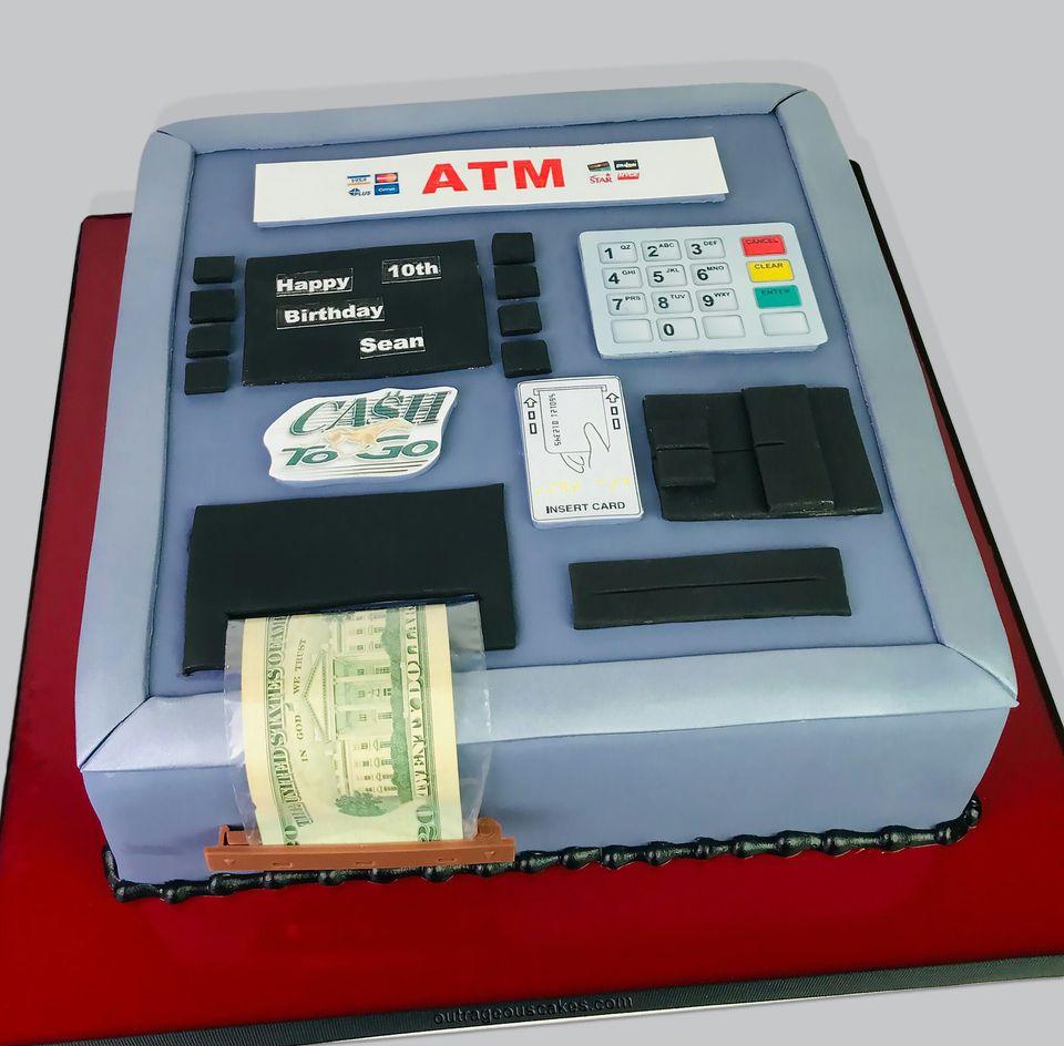 ATM Cake