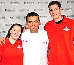 Outrageous Cakes and The Cake Boss