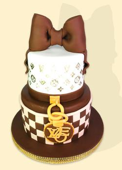 Designer Themed Cake