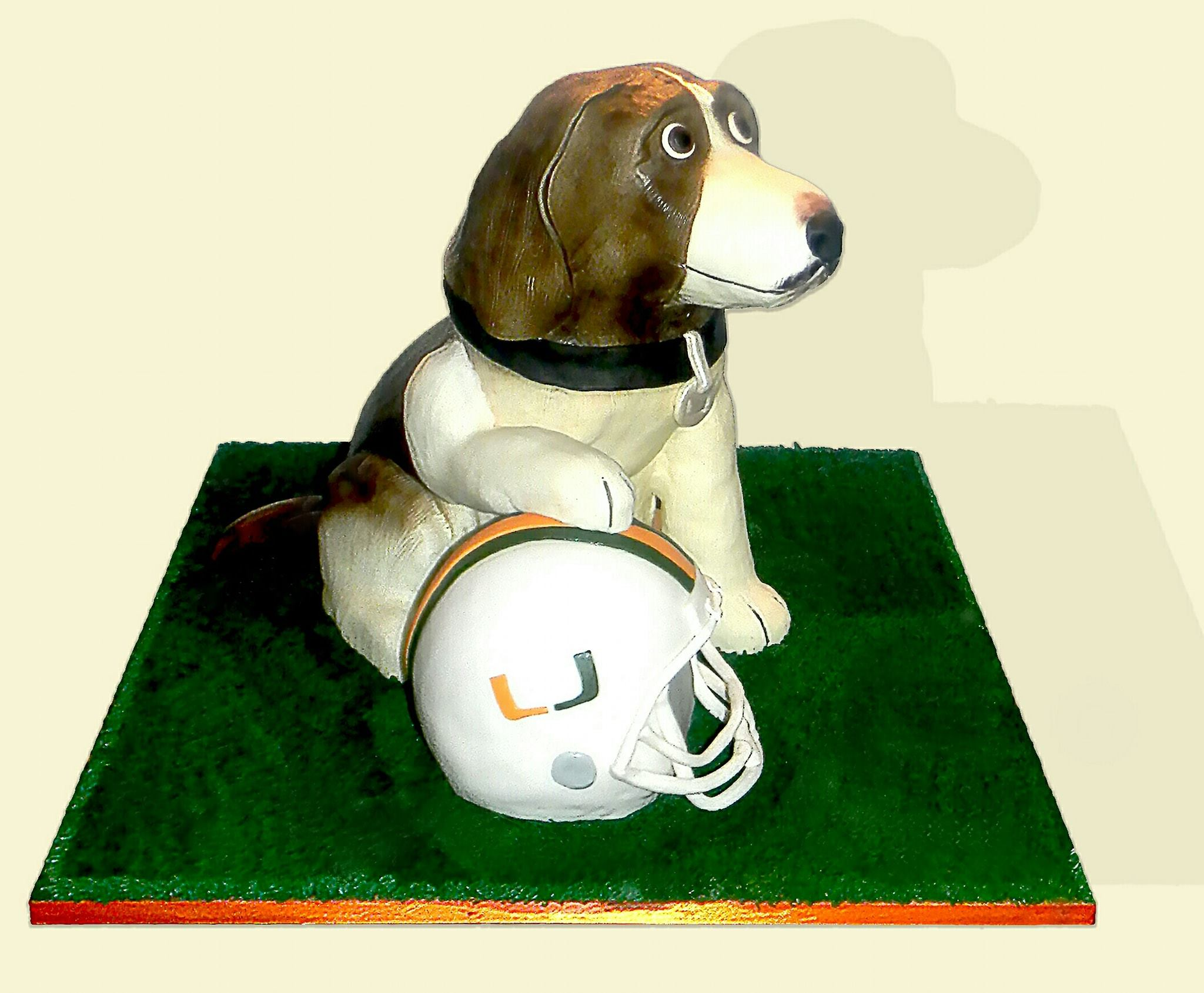 Miami Hurricanes Dog