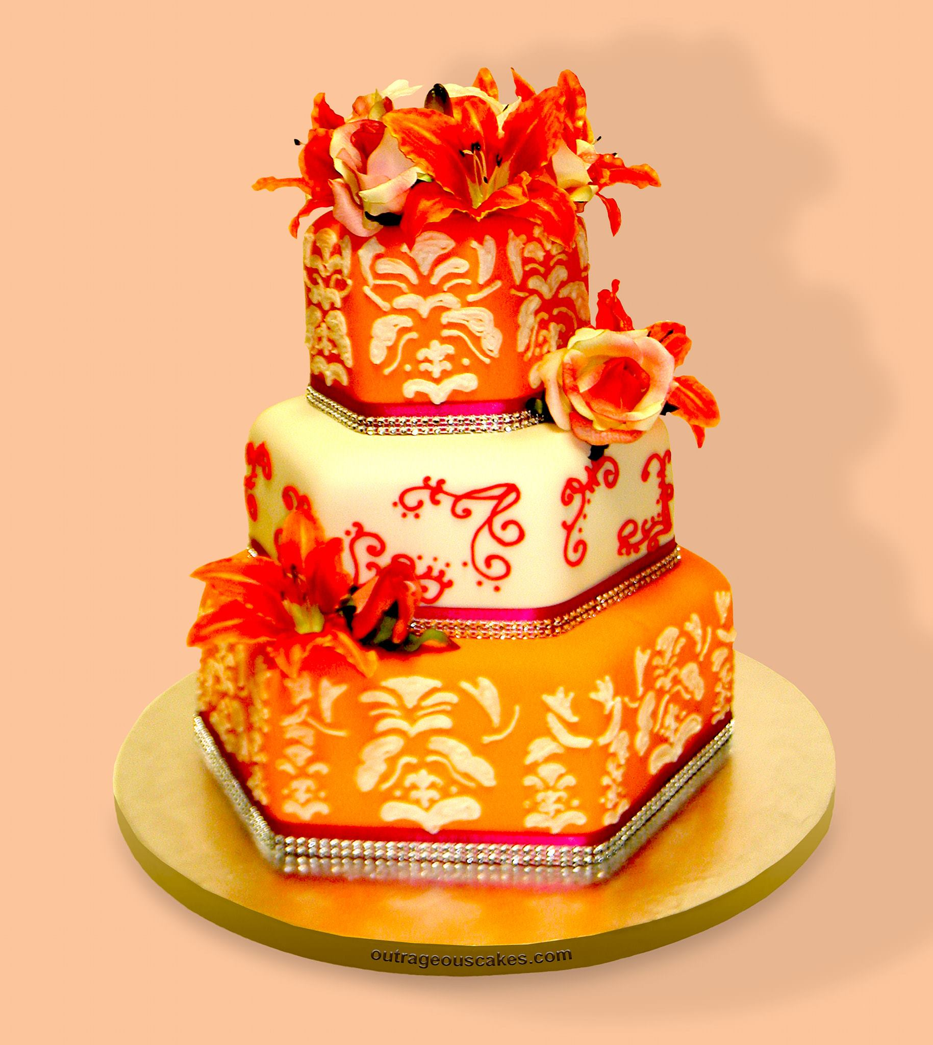 Wedding Cake #002