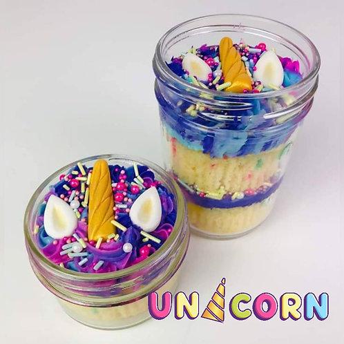 8 oz Assorted Cake jars