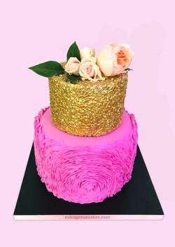 'For Her' Birthday Cake