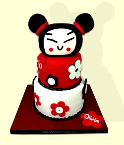 Pucca Cake