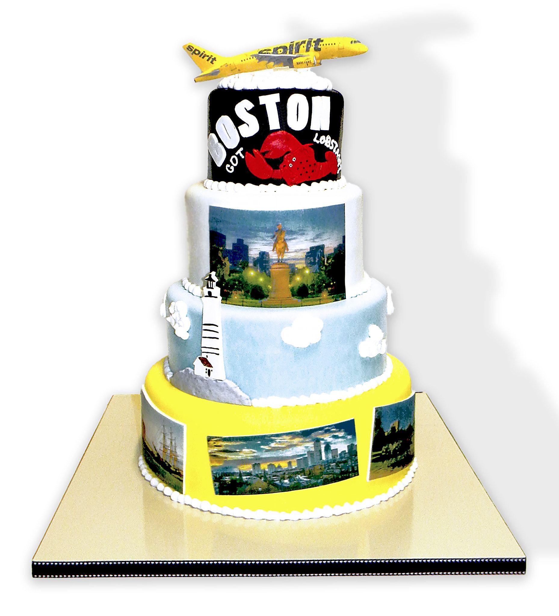 Corporate Cake #004