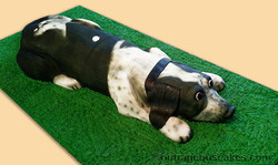 Dog Cake - Outrageous Cakes Tampa Bakery