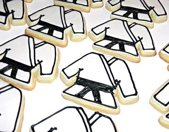 Karate Cookies
