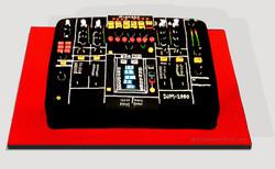 Mixing Board Cake