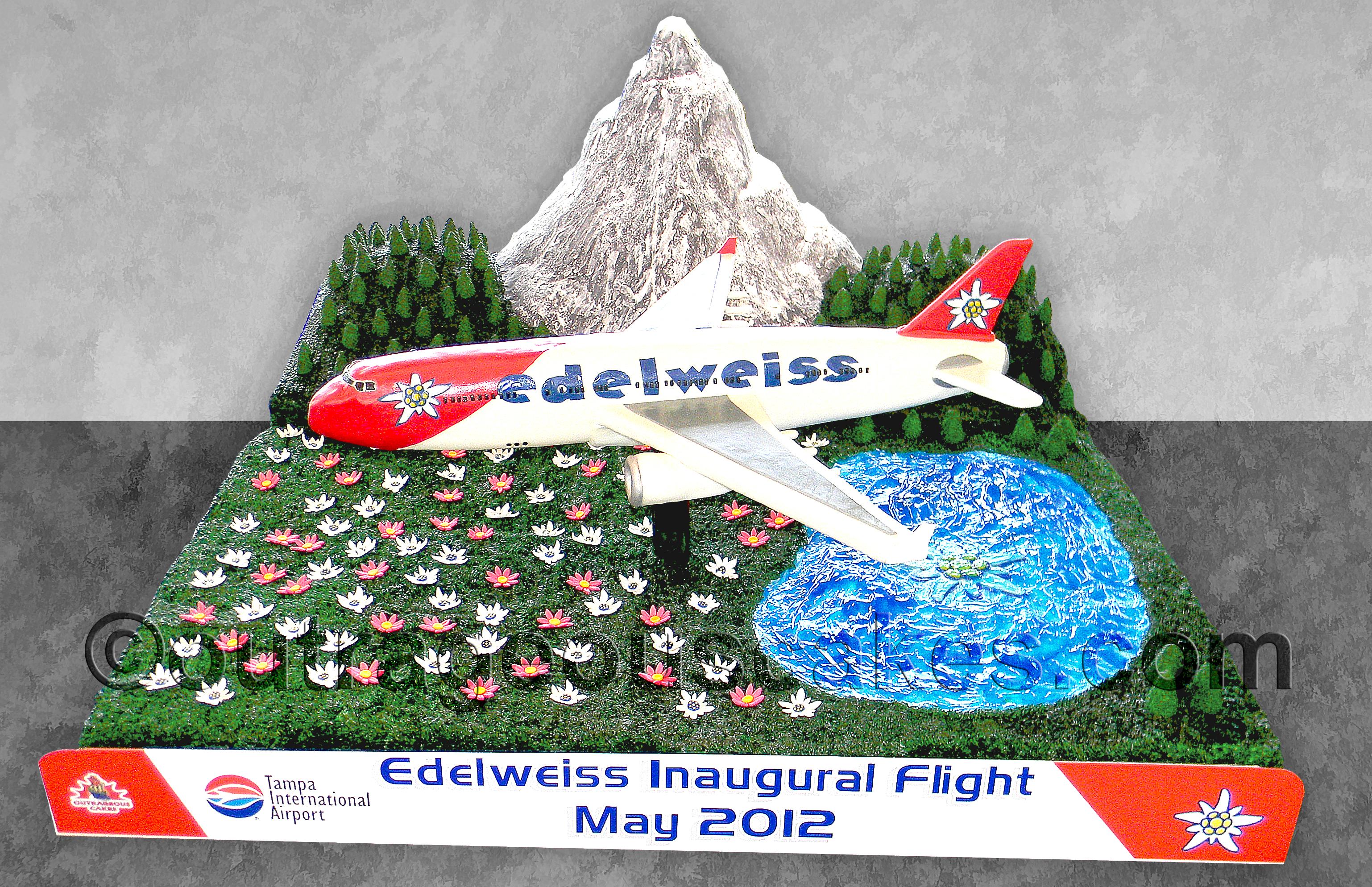 Edelweiss Cake