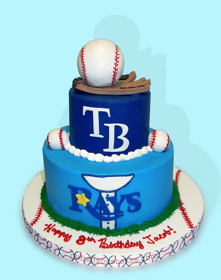 Rays Cake