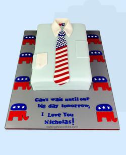 Political Cake