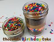 4 & 8oz Cake Jars