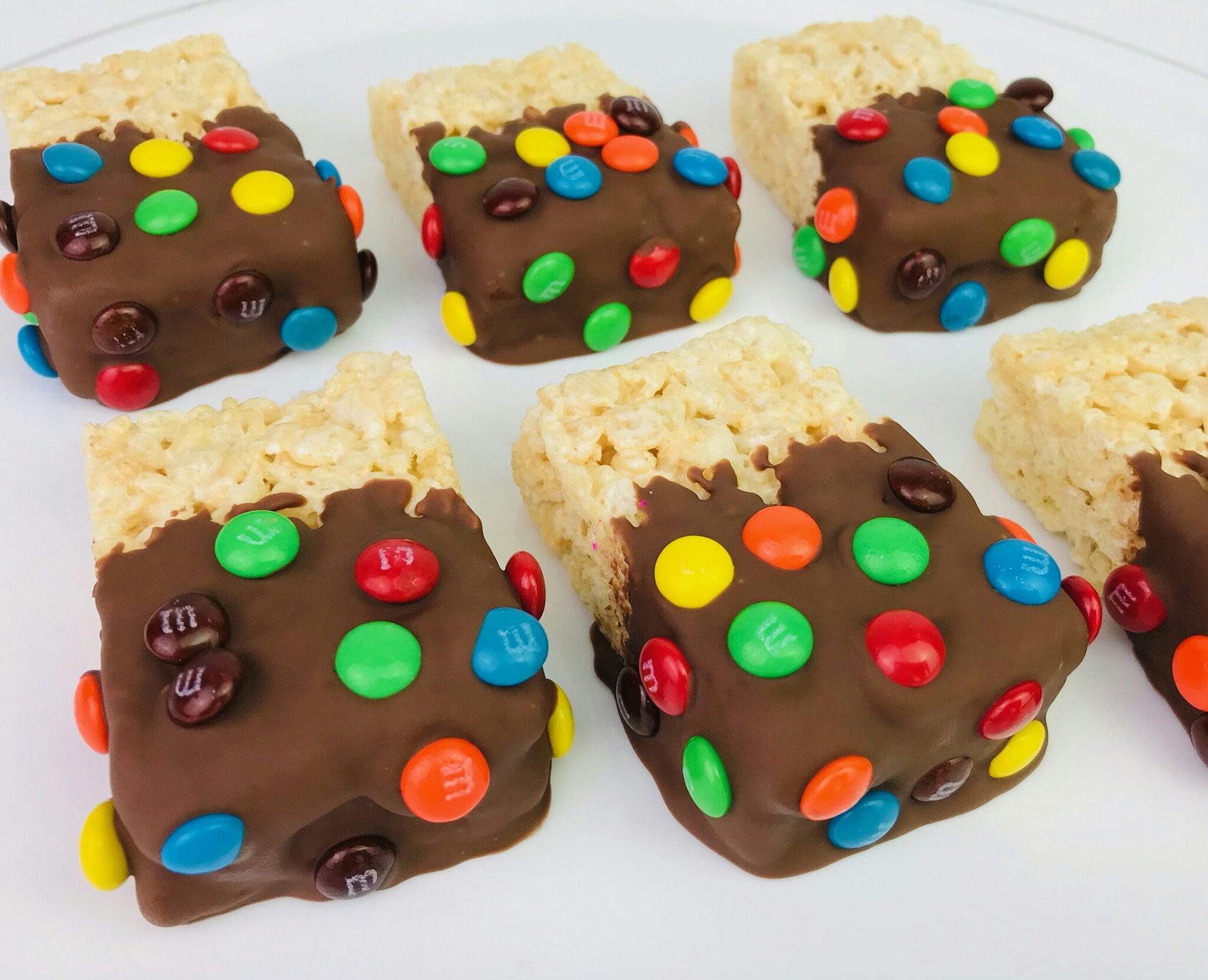 Decorated Cereal Treats