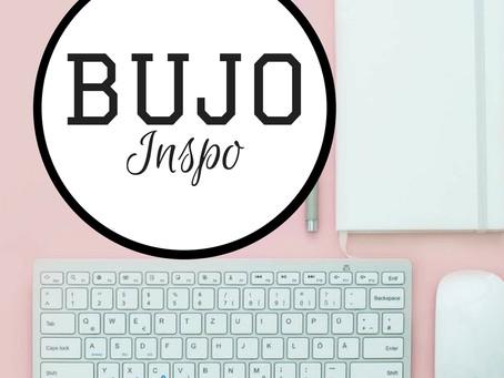 My Bullet Journal Inspiration