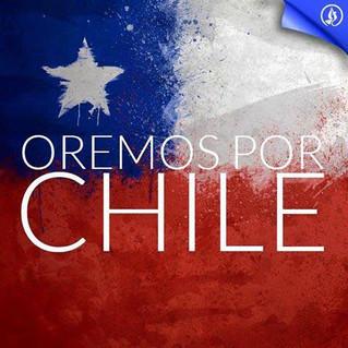 Oremos por Chile