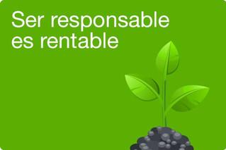 Ser responsable es rentable