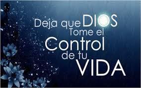 Dios tiene el control.