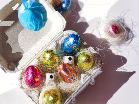 Activité manuelle pour Pâques