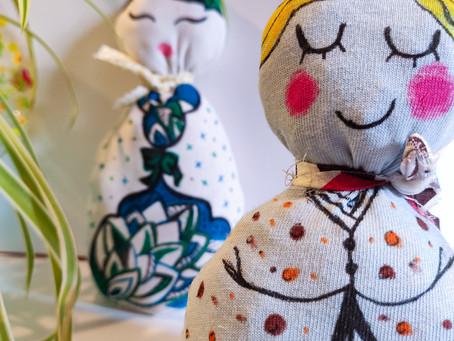 Tuto DIY décoration poupée
