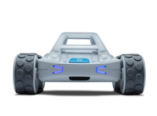 RVR - RVR - Le robot passe-partout.