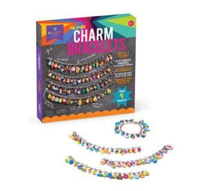 Bracelets de charme bricolage artisanaux