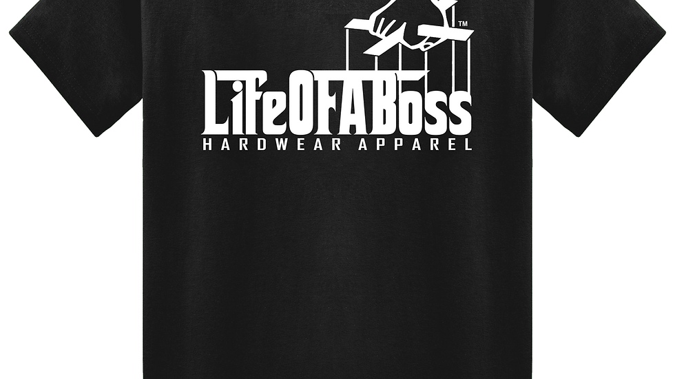 """LIFEOFABOSS"" Pulling The Strings Tee"