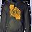 """Thumbnail: """"MADE IN DENA"""" Cali Gold Logo Fleece Hoody"""