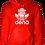 "Thumbnail: ""MADE IN DENA"" Adidas-Inspired Fleece Hoodie"
