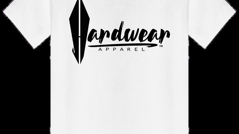 """HARDWEAR APPAREL"" Official Logo Tee"