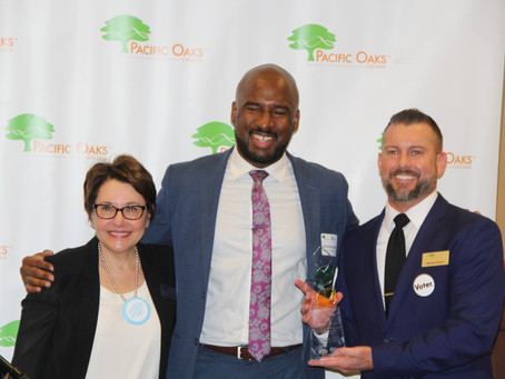 Pacific Oaks College Presents 2018 Social Justice Hero