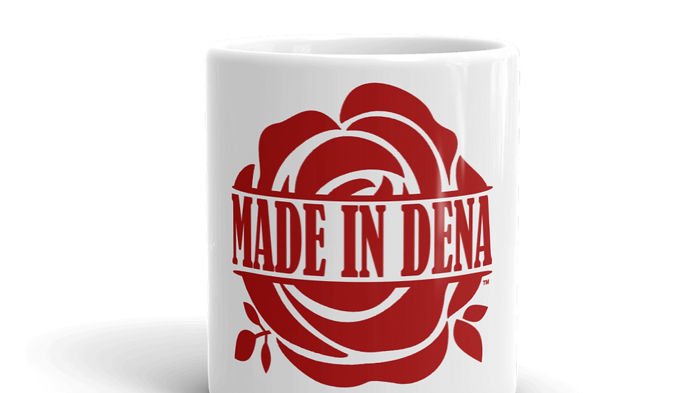 """MADE IN DENA"" Coffee Mug"