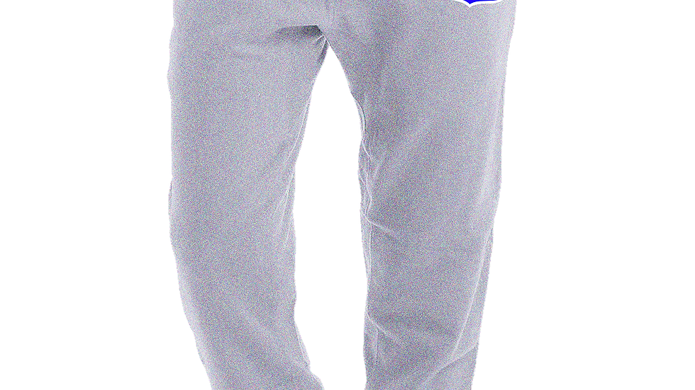 MADE IN DENA Route 626 Heather Grey Joggers