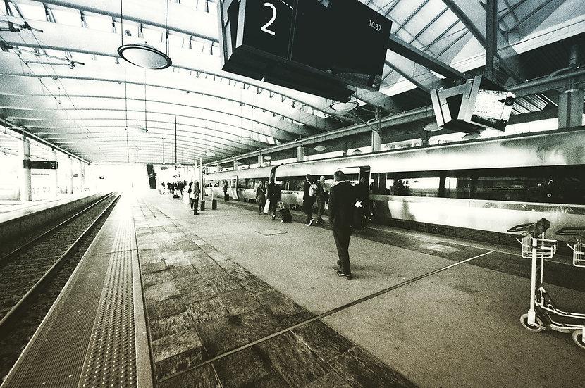 MISSING TRAIN