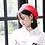 Thumbnail: 浪漫中國與北歐童話染織設計系列- 貝蕾帽/畫家帽AG FASHION