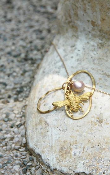 韓國黃銅系列-  維多利亞的優雅 手工輕珠寶AG FASHION