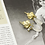 Thumbnail: 復古美學 手工鑄造鈦耳飾