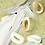 Thumbnail: Modern Art Deco不凡 膠合工藝醫療鋼耳飾
