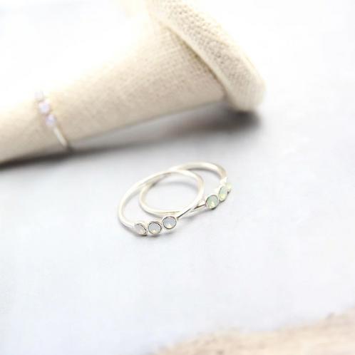 告白系列 手工鑄造純銀戒指