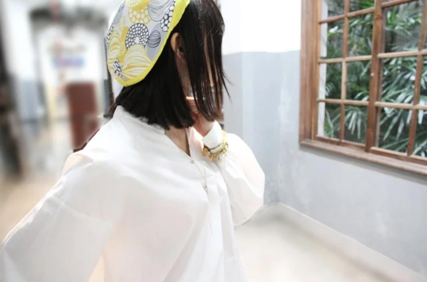 奇幻森林環保染織設計系列- 貝蕾帽/畫家帽