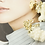 Thumbnail: 海洋 手工鑄造鈦耳飾