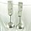 Thumbnail: Modern Art Deco  膠合金工醫療鋼耳飾