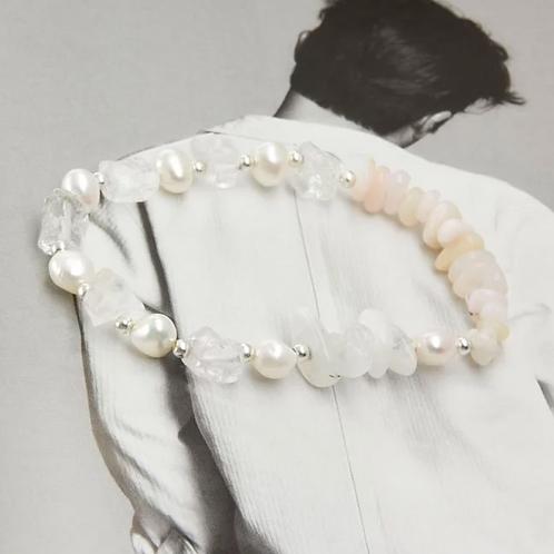 純色 手工輕珠寶AGFashion